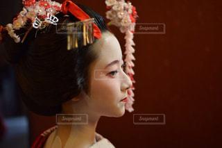 モデルの写真・画像素材[312012]