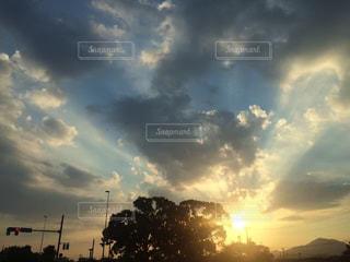 空の写真・画像素材[312256]