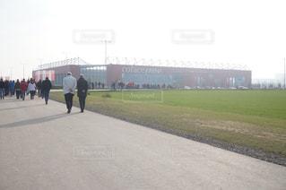 サッカーの写真・画像素材[311378]