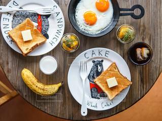 朝食の写真・画像素材[173047]