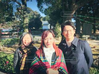 家族の写真・画像素材[311647]