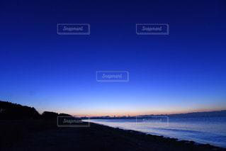 早朝の船橋港の写真・画像素材[313996]