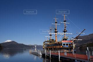 海賊船の写真・画像素材[323546]