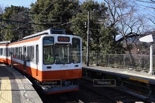 箱根登山鉄道の写真・画像素材[2370638]
