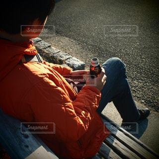 男性の写真・画像素材[346500]