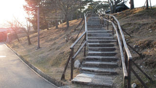 階段の写真・画像素材[358311]