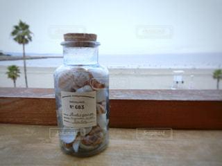 ガラスの小瓶の写真・画像素材[732035]