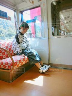 電車の写真・画像素材[763699]