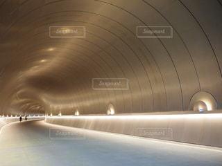 トンネルの写真・画像素材[863370]