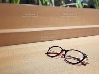 眼鏡の写真・画像素材[1178080]