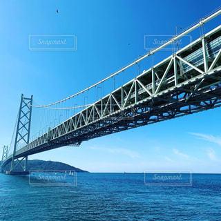 明石海峡大橋の写真・画像素材[2732468]