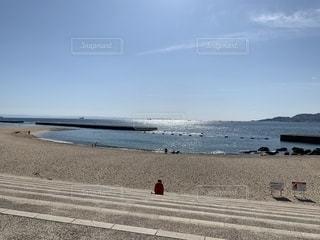 砂浜の写真・画像素材[2732477]