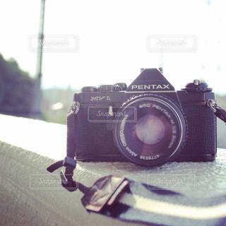 カメラの写真・画像素材[312261]