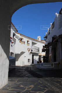 地中海村の写真・画像素材[1016702]
