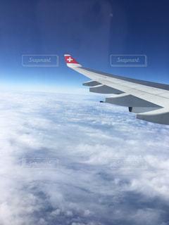 スイス航空の写真・画像素材[1511027]