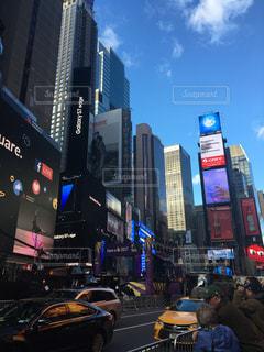 ニューヨークの写真・画像素材[312586]