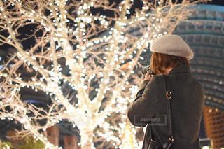 No.313413 カメラ女子
