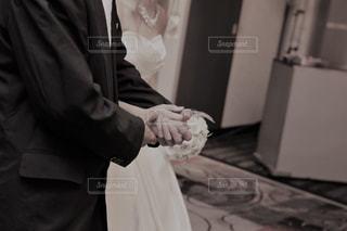 結婚式の写真・画像素材[314185]