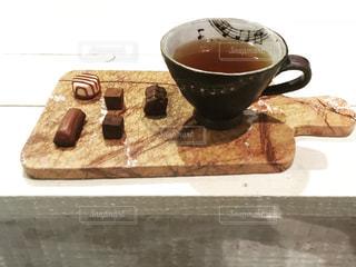 カフェの写真・画像素材[314437]