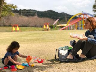 子どもの写真・画像素材[417856]