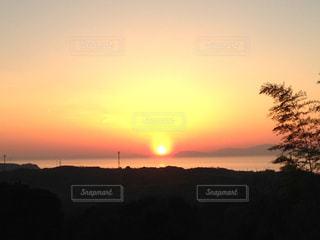 夕日の写真・画像素材[321056]