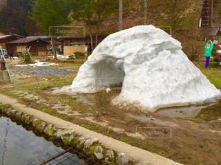 冬,雪,田舎,旅行,旅,日本,寒い,かまくら,和,なつかしい
