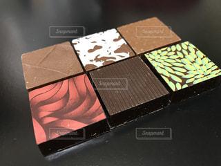 チョコレートボンボンの写真・画像素材[315975]