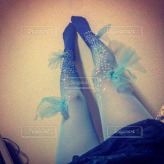 人魚の脚の写真・画像素材[1073976]
