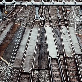 線路の写真・画像素材[2774]