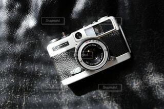 フィルムカメラの写真・画像素材[4139674]