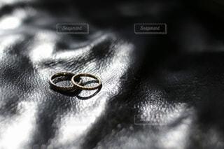 指輪の写真・画像素材[4139676]