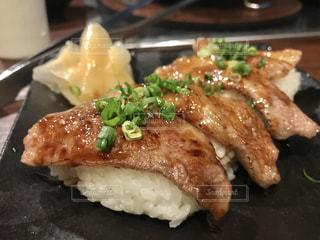 肉寿司の写真・画像素材[746753]