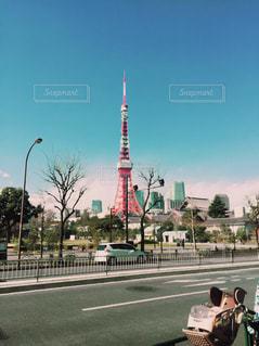東京タワーの写真・画像素材[316142]