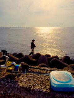釣り最高の写真・画像素材[510888]