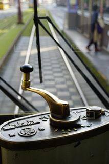 電車の写真・画像素材[398000]