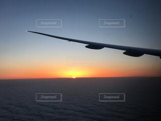 夕日の写真・画像素材[428273]