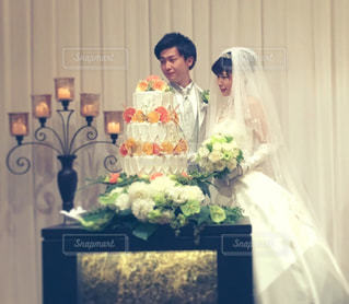 結婚式の写真・画像素材[337630]