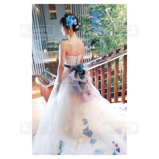 ドレスの写真・画像素材[639385]