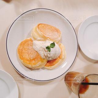 パンケーキの写真・画像素材[655476]