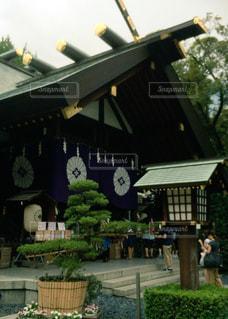神社の写真・画像素材[692522]