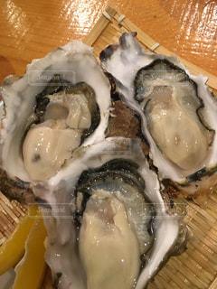 牡蠣の写真・画像素材[318402]