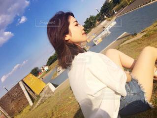 横須賀うみかぜ公園の写真・画像素材[542620]