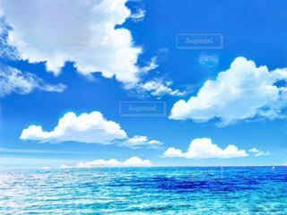 海の写真・画像素材[318585]