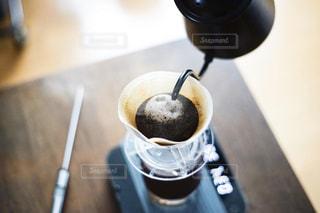 ドリップコーヒーの写真・画像素材[2877066]