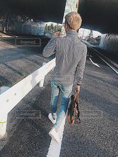ストリートの写真・画像素材[1063688]