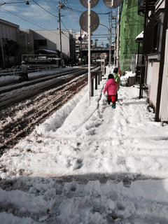 雪の写真・画像素材[321960]