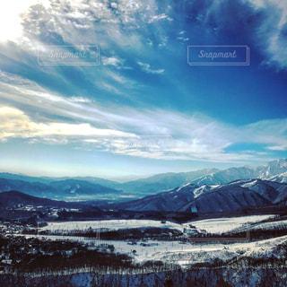 No.321246 雪山