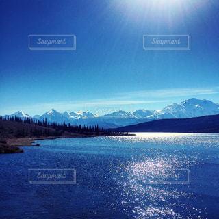 湖の写真・画像素材[321256]