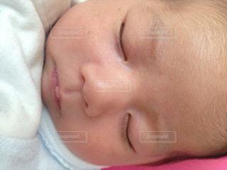 赤ちゃんの写真・画像素材[587047]
