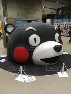 熊本駅でくまモンお出迎え - No.854296